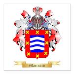 Marinacci Square Car Magnet 3