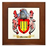Marieton Framed Tile