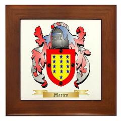 Marien Framed Tile