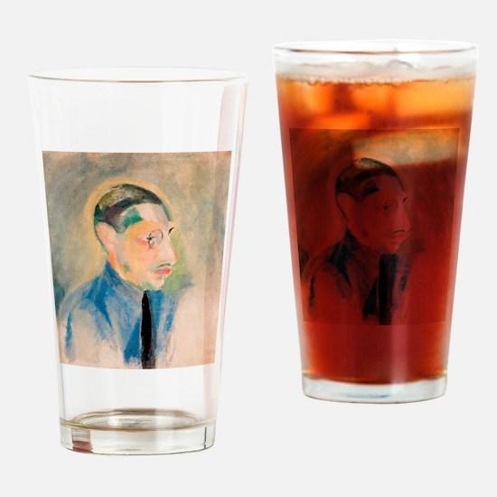 Stravinsky Drinking Glass