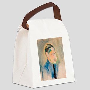 Stravinsky Canvas Lunch Bag