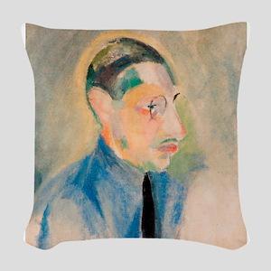 Stravinsky Woven Throw Pillow