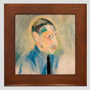 Stravinsky Framed Tile