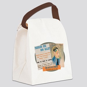 The Rite of Spring Canvas Lunch Bag