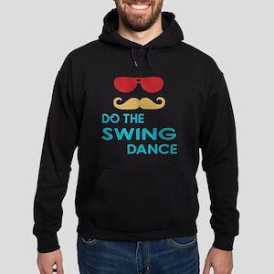 Do The Swing Dance Hoodie (dark)