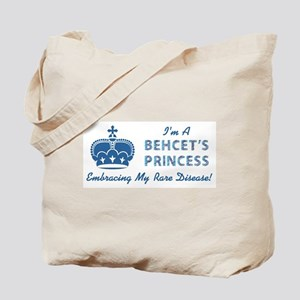 BEHCETS PRINCESS Tote Bag