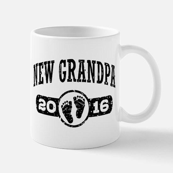 New Grandpa 2016 Mug