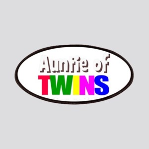 auntie twins Patch