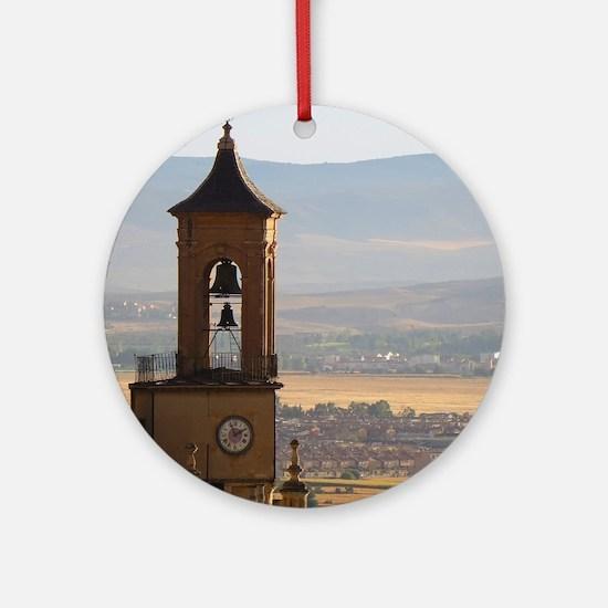 Granada Old Town Round Ornament