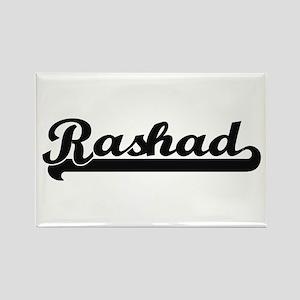 Rashad Classic Retro Name Design Magnets