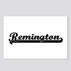 Remington Classic Retro N Postcards (Package of 8)