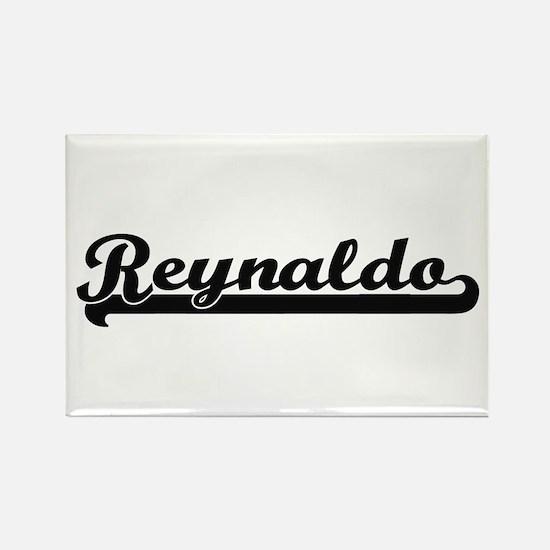 Reynaldo Classic Retro Name Design Magnets