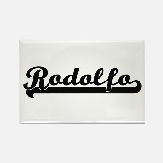 Rodolfo Classic Retro Name Design Magnets