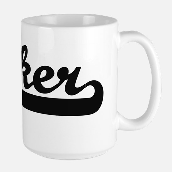 Ryker Classic Retro Name Design Mugs