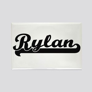 Rylan Classic Retro Name Design Magnets