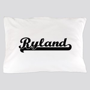 Ryland Classic Retro Name Design Pillow Case