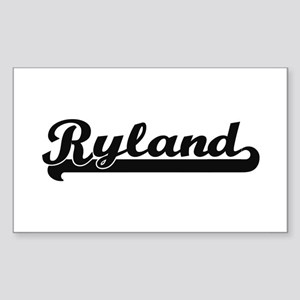 Ryland Classic Retro Name Design Sticker