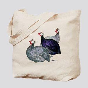 Guineas Three Tote Bag