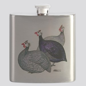 Guineas Three Flask