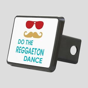 Do The Reggaeton Dance Rectangular Hitch Cover