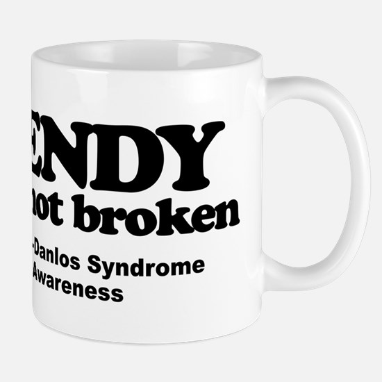 Bendy Not Broken - Ehlers-Danlos Syndrome Awarenes