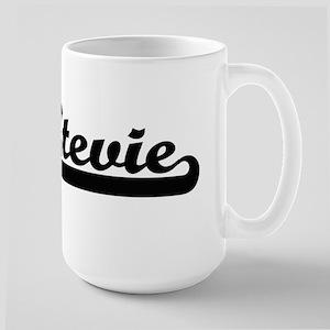 Stevie Classic Retro Name Design Mugs