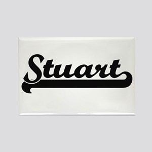Stuart Classic Retro Name Design Magnets