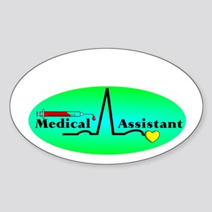 Medical Assistant Sticker
