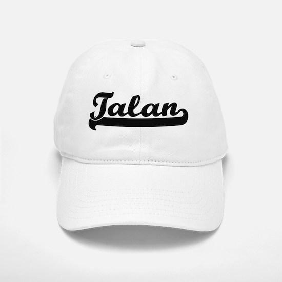 Talan Classic Retro Name Design Baseball Baseball Cap