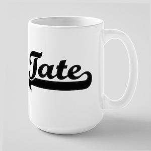 Tate Classic Retro Name Design Mugs