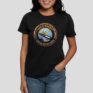 Patrol Motor Torpedo Boat Squ Women's Dark T-Shirt
