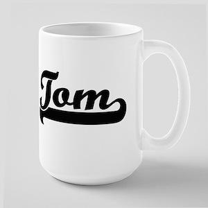 Tom Classic Retro Name Design Mugs