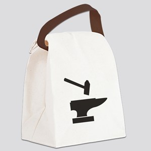 Hammer & Anvil Canvas Lunch Bag