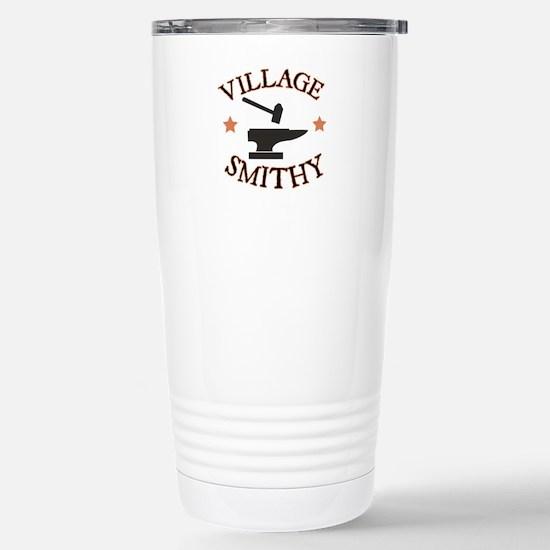 Village Smithy Travel Mug
