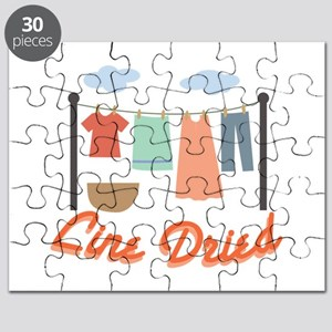 Line Dried Puzzle