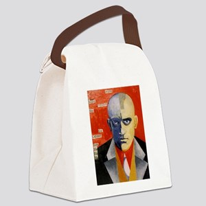 Mayakovsky soviet futurist avanga Canvas Lunch Bag