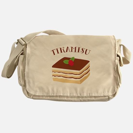Tiramisu Messenger Bag