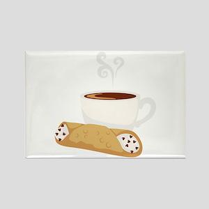 Cannoli & Coffee Magnets