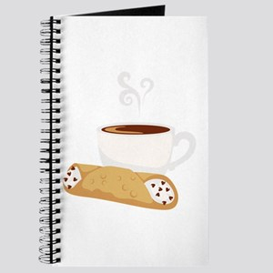 Cannoli & Coffee Journal