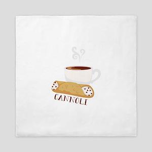 Cannoli Queen Duvet