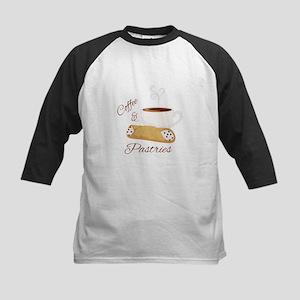 Coffee & Pastries Baseball Jersey
