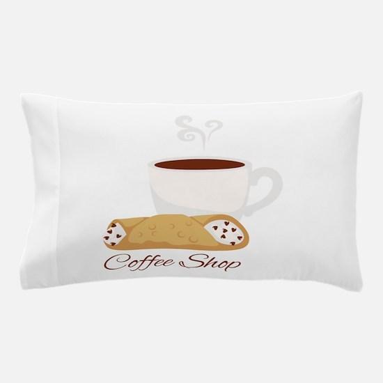 Coffee Shop Pillow Case