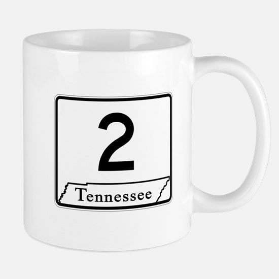 State Route 2, Tennessee Mug