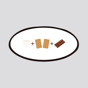 Smores Ingredients Patch