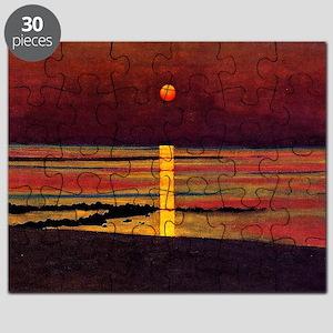 Vallotton - Sunset Puzzle
