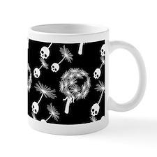 Skull Dandelion Seeds Mug