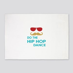 Do The Hip hop Dance 5'x7'Area Rug