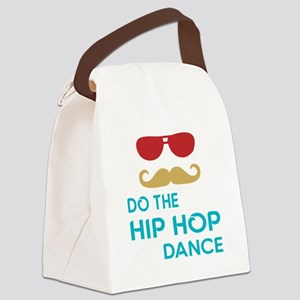 Do The Hip hop Dance Canvas Lunch Bag