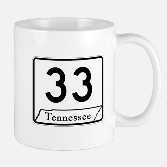 State Route 33, Tennessee Mug