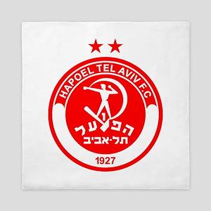 Hapoel Tel Aviv Football Soccer Israel Queen Duvet